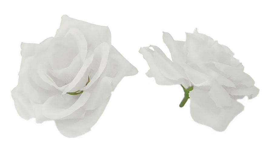 11c61cae68b87c róże NEW białe (100 op.) * kwiaty sztuczne - płatki kwiatów i róże ...