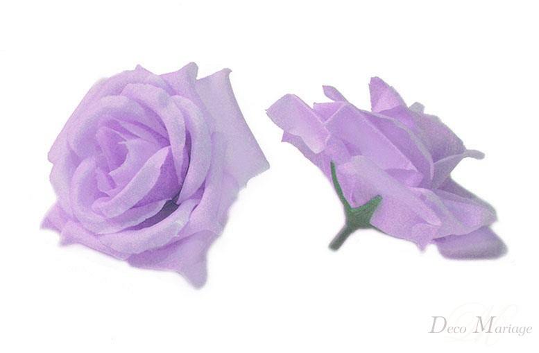 c91d3b3cbd337c róże NEW liliowe (100 op.) * kwiaty sztuczne - płatki kwiatów i róże ...