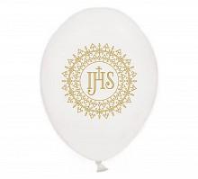 7a455afe4c6532 balon komunijny DEC-BN4 - BIAŁY - 10 szt. * Balony z nadrukiem ...