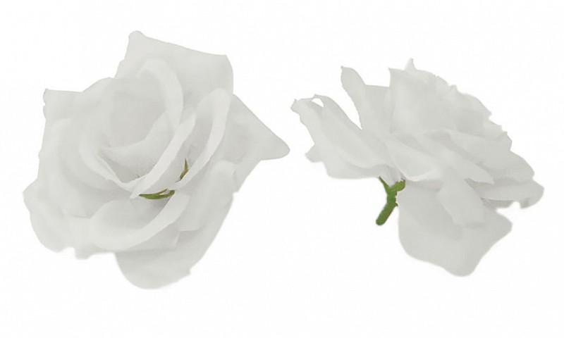 Róże New Białe 100 Op Kwiaty Sztuczne Płatki Kwiatów I Róże